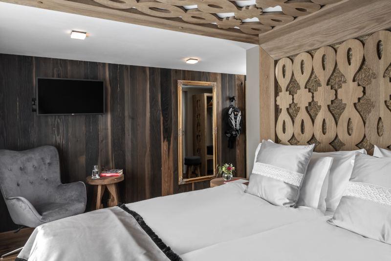 Doppelzimmer - Boutique Hotel Bären Gonten