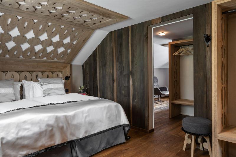 Residenz Boutique Doppelzimmer - Boutique Hotel Bären Gonten