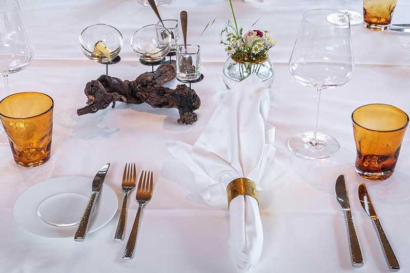 Wellness im Appenzellerland - Boutique Hotel Bären Gonten - Fine Dining
